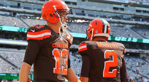 Manziel Benched Browns Qb Roundtable Johnny Manziel Or Josh Mccown Si Com