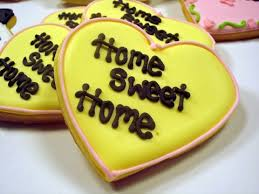 32 best house new house decorated cookies images on