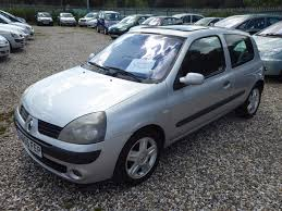 used renault clio dynamique 1 4 cars for sale motors co uk