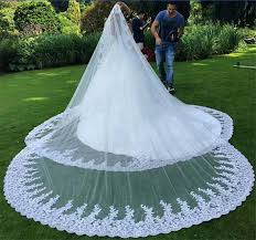wedding veils for sale chapel arabic muslim wedding veils 2016 vintage lace