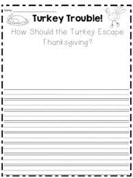 november activities for graders writing prompts