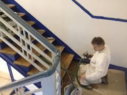 treppen und gelã nder chestha treppe design lackieren