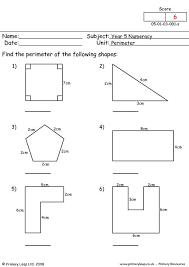 printable area worksheets 3rd grade third grade perimeter worksheets worksheets for all download and
