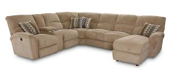 Lane Furniture Loveseat Lane Grand Torino Casual Four Piece Sectional Sofa W Laf Console