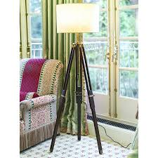 adjustable tripod floor l alluring vintage tripod floor l design with wooden base l antique