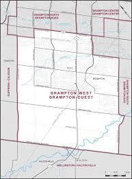 nissan canada in brampton brampton west maps corner elections canada online