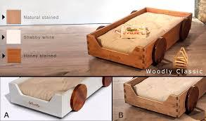 two floor bed woodly store montessori floor bed