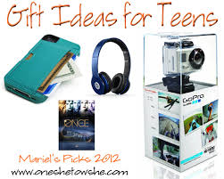 gifts for teenagers mariel s picks 2012 gift gifts