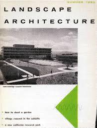 Landscape Architecture Magazine by Landscape Architecture Magazine Covers From The 1960s U2014 Karl