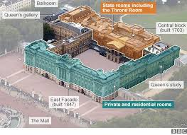 Floor Plan Buckingham Palace Queen U0027could Move Out Of Buckingham Palace U0027 Bbc News