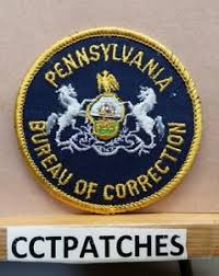 correction bureau pennsylvania bureau of correction shoulder patch pa ebay