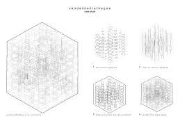Sendai Mediatheque Floor Plans by Diagramming U2014 Jess Hall