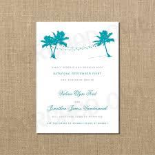 invitation card make your own beach wedding invitations invite