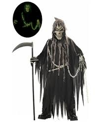 scary halloween costumes for kids mr grim costume kids costume scary halloween costume at wonder