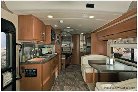 Class A Motorhome With 2 Bedrooms The Best Small Rv U0027s Living Large In A Small Space
