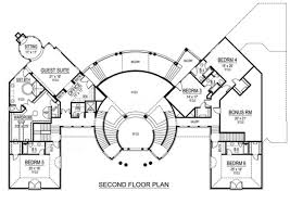 2nd Floor House Plan by Mumbai Mansion House Plans Luxury House Plans