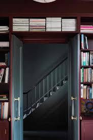 dark moody hallway wall paint colour ideas houseandgarden co uk