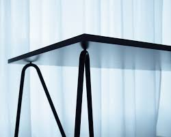 business table sinus trestle