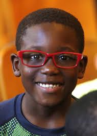 richmond students receive free glasses through partnership
