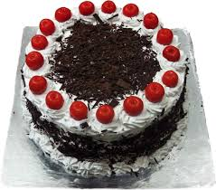 black forest cake eggless without condensed milk without curd