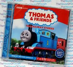 thomas friends railway stories audio book cd