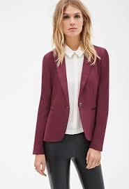 light pink blazer forever 21 forever 21 contemporary classic single button blazer where to buy