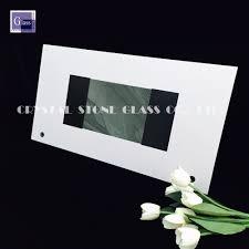tempered glass for fireplace doors silk screen printing glass door silk screen printing glass door