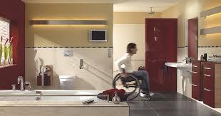 barrierefrei badezimmer barrierefreie badplanung