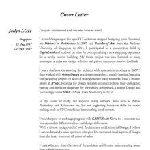 cover letter sample for singapore pr application cover letter