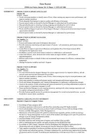 sle resume templates accountant trailers plus lodi production support resume sles velvet jobs