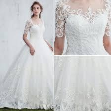 robe de mari e magnifique robe de mariage magnifique 2017 scoop décolleté applique dentelle