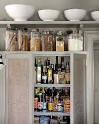 Kitchen Shelves Vs Cabinets Martha U0027s 50 Top Kitchen Tips Martha Stewart