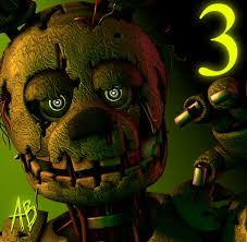 fnaf five nights at freddy u0027s 3 icon remaster by anthonyblender on