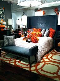 blue and orange decor navy blue and orange living room decor thecreativescientist com