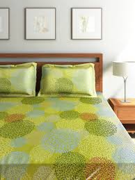 Best Cotton Sheet Brands Bedsheets Buy Single U0026 Double Bedsheets Online Myntra