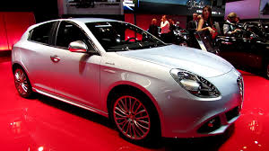 2014 alfa romeo giulietta exterior and interior walkaround
