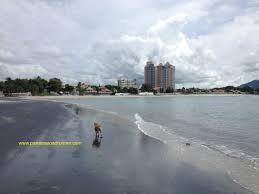 Where Is The Black Sand Beach Playa Coronado Coronado Panama The Beautiful Black Sand Beaches