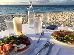 Seeking Dinner Best Dinner On Grace Bay Seeking Detours