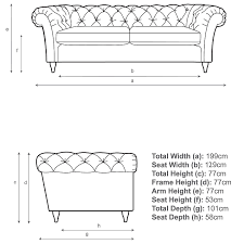 Chesterfield 3 Seater Sofa by Buy John Lewis Cromwell Chesterfield Large 3 Seater Sofa Light