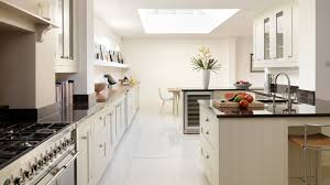U Shaped Kitchen Designs For Small Kitchens Contemporary Kitchen Plan Design With Cream Colors Small L Shaped