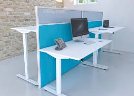 Stand Sit Desks by Freedom Lite Sit Stand Desk Genesys Office Furniture