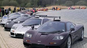 camo mclaren 21 mclaren f1s worth 50m in one place