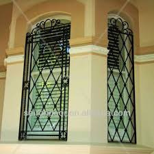Home Inside Arch Model Design Image Decorative Windows For Houses 27 Best Wrought Iron Window Grill