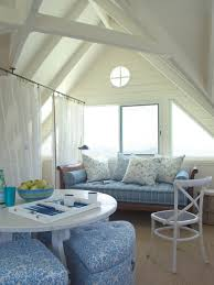 fascinating low ceiling attic bedroom design with country styling