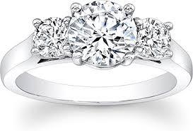 3 engagement ring brilliant cut 3 engagement ring scs1224c