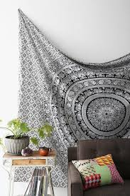 indian decor mandala tapestry wall hanging hippie throw bohemian