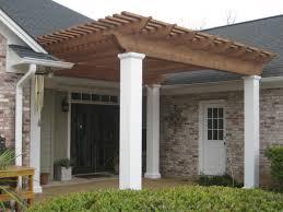 Pergola On Concrete Patio by Pergola Arbor Gazebo Minden Bossier City Shreveport La