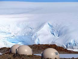 imagenes de la antartida un hotel de lujo en la antártida