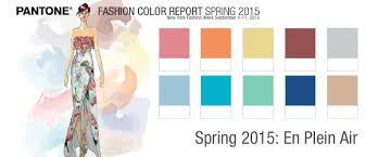 pantone color report the pantone fashion color report for spring 2015 is an eclectic