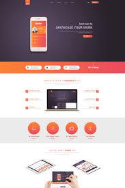 dasho app showcase u0026 app store psd template 65756